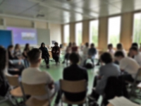 "Workshop: ""Islam"" am Gymnasium Nord in Frankfurt"